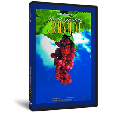 Healthline LIVE! – Why Raw and Organic Food, Water Distillation and Juicing – DVD