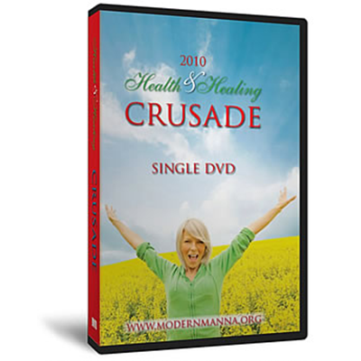 A Health And Healing Testimony – DVD