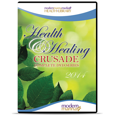 2014 Health and Healing Crusade – DVD Series