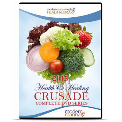 2015 Health and Healing Crusade – DVD Series