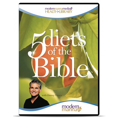 5 Diets of the Bible- DVD