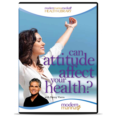 Can Attitude Affect Your Health? Part 1 and 2 – DVD