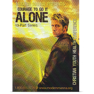 2009 Courage To Go It Alone 13-Part Series – DVD