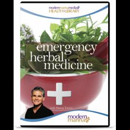 Emergency Herbal Medicine – DVD