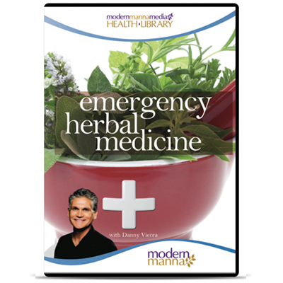 Emergency Herbal Medicine – DVD