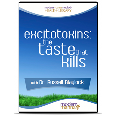 Excitotoxins: The Taste That Kills book cover