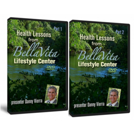 Health Lessons from BellaVita Lifestyle Center – DVD set