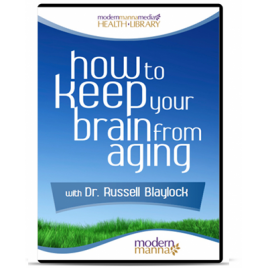 How to Keep Your Brain from Aging! – DVD