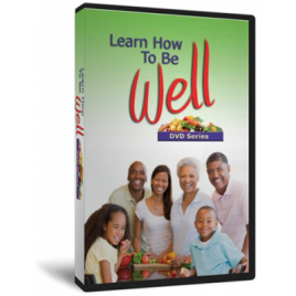 Learn How To Be Well Series – DVD