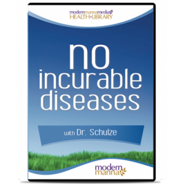 NO Incurable Disease – Part 1 and 2 – DVD