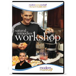 Natural Remedies Workshop – DVD
