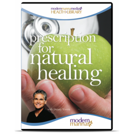 Prescription for Natural Healing – DVD