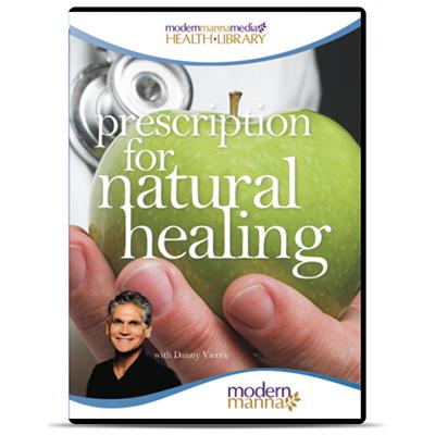 Prescription for Natural Healing – DVD