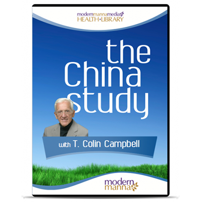 The China Study Part 1 and 2 – DVD