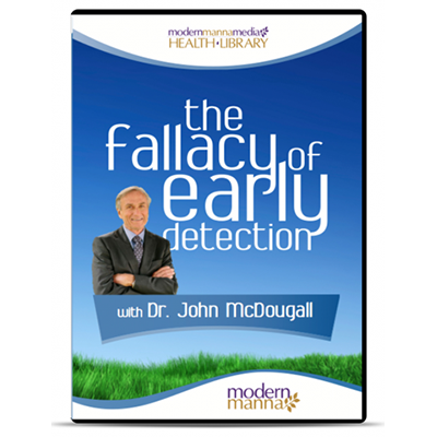 The Fallacy of Early Detection – DVD