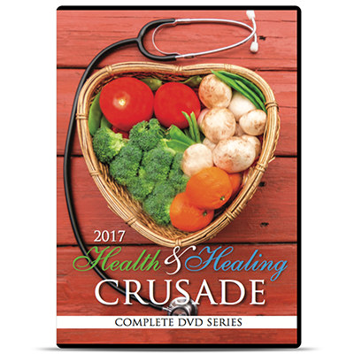2017 Health and Healing Crusade – DVD Series