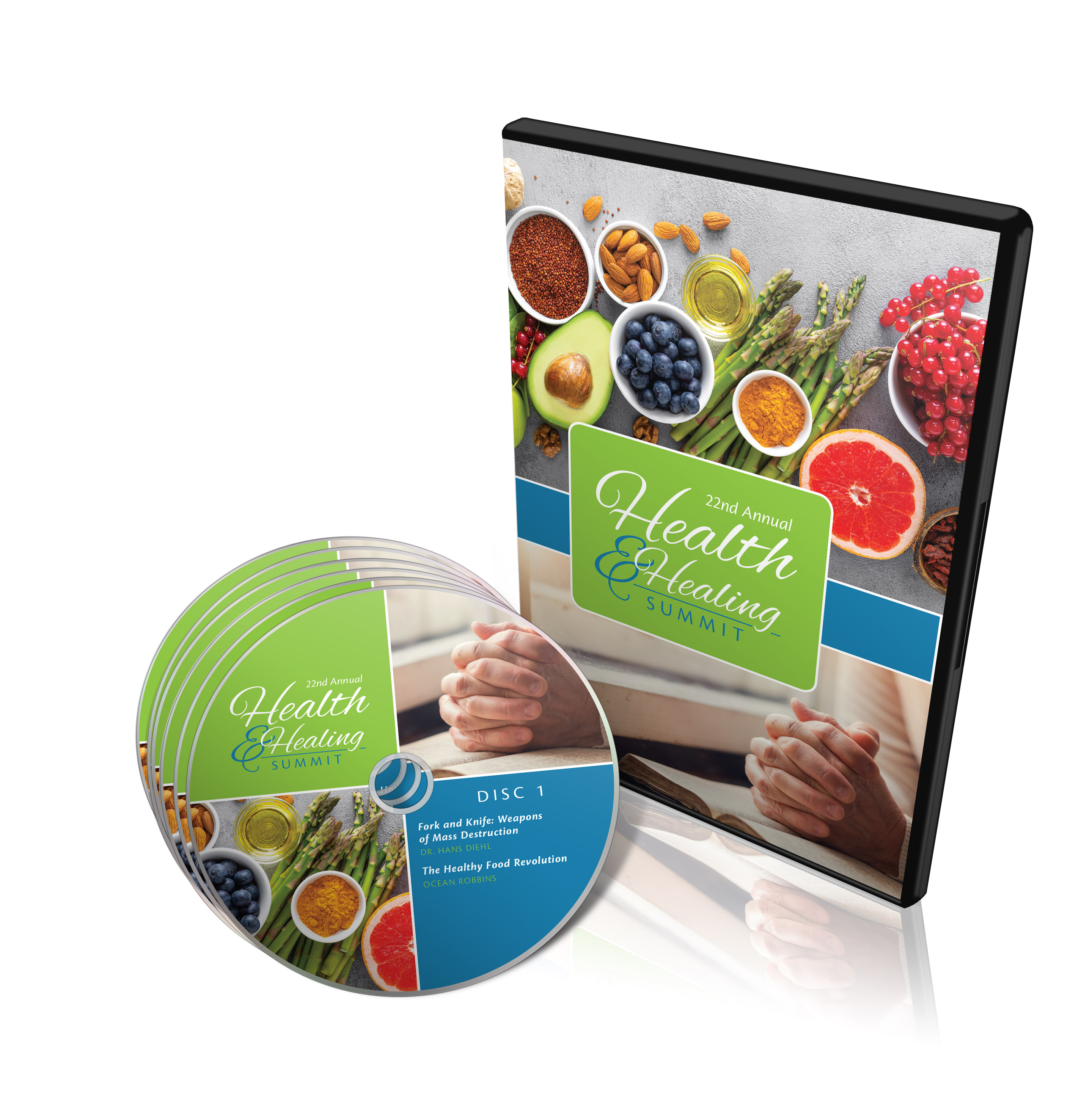 2019 Health and Healing Summit – DVD Series